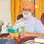 Well known Writer Prof Sirjit Hans is no more