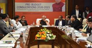 Haryana CM holds pre-budget consultations with stakeholders
