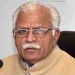 हरियाणा के मुख्यमंत्री मनोहर लाल ने रेवाड़ी जिले के लिए 126.85करोड़ रुपये की तीन परियोजनाओं कोप्रशासनिक स्वीकृति प्रदान की