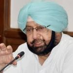 Sukhbur trying to save wife's Chair in Union Cabinet by quitting NDA Amarinder Singh