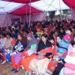 Mega Lohri celeberation for 500 New born Girls in Kapurthala