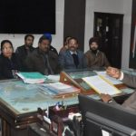DC EXHORTS PEOPLE TO EXTEND FULSOME SUPPORT AND COOPERATION TO STAFF INVOLVED IN  ECONOMIC CENSUS