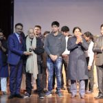 Bollywood's ace Film-Maker Mahesh Bhatt visited LPU & performed for famous play 'The Last Salute' at LPU Stage