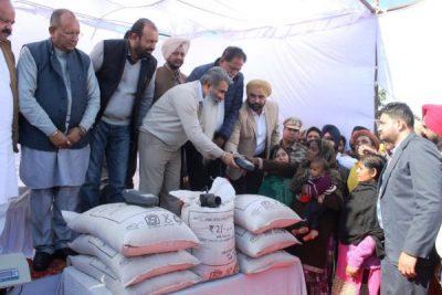Punjab decides to supply Sugar and Tea leaves at subsidised price Ashu