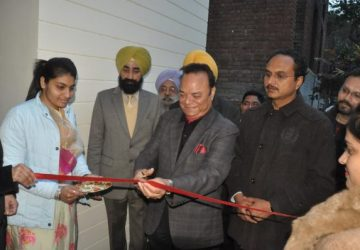 MP and DC dedicate  Sakshi One Stop Centre new building to people