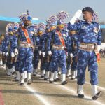 Coningent of CRPF adjudged best during Republic Day celebrations