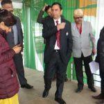 डीसी अशोक कुमार ने कहा कि राज्य स्तरीय गणतंत्र समारोह के दृष्टिïगत सभी तैयारियां पूरी कर ली गई हैं।