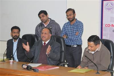 PGI at top in reducing mortality among heart patients—says Dr Yashpal Sharma.
