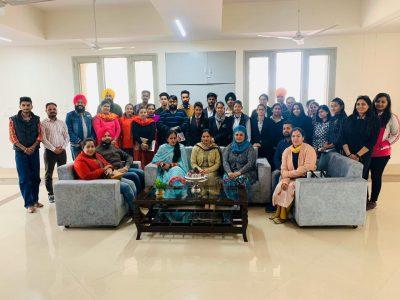 Tourist Guide Training Programme inaugurated at Guru Nanak Dev University