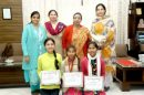 Punjabi Department of HMV celebrates International Mother Language Day