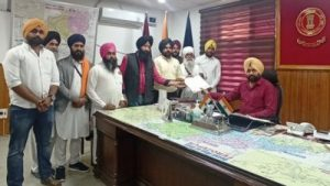 Sikh outfits demand action against Punjab DGP over Kartarpur remark