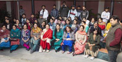 Apeejay College of Fine Arts, Jalandhar celebrates Maha Shivratri