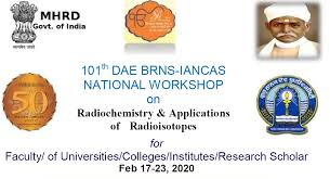 GNDU to organize the 101th DAE-BRNS-IANCAS National  Workshop