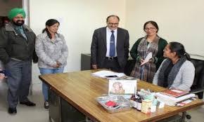 Surprise check of 30 Bedded Govt Hosp in Jawaddi