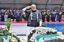प्रधानमंत्री ने पुलवामा हमले के शहीदों को श्रद्धांजलि अर्पित की