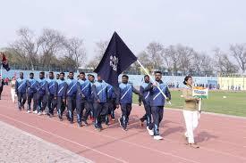 68वीं अखिल भारतीय पुलिस कुश्ती समूह प्रतियोगिता में भाग लेने पहुंचे देश भर से खिलाड़ी