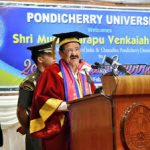 Universities must intimately connect with the social life of the people; should not remain the proverbial 'ivory towers': Vice President;