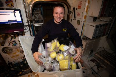 Florida Students to Speak with NASA Astronaut Aboard Space Station