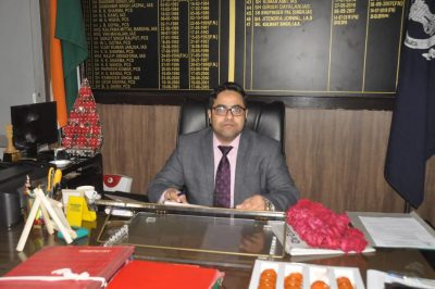Sarangal joins as ADC (Development) Jalandhar