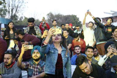 Punjabi sensation, Karan Aujla