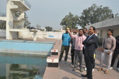 Govt to restore pristine glory of Sports College Jalandhar