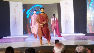 "Apeejay College of Fine Arts, students showcase  beautiful Fashion Show ""Lavanya"""