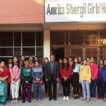 Panjab Univ VC visits Regional Centre at Ludhiana