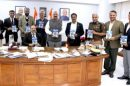 Punjab Governor releases CHANDIGARH ROAD SAFETY MANUAL