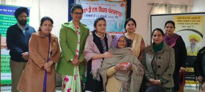33 Rd free Dental health fortnight concludes at Kapurthala