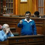 CM Arvind Kejriwal's statement in the Delhi Assembly*