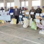 Vet Varsity organizes training for upliftment of goat farmers
