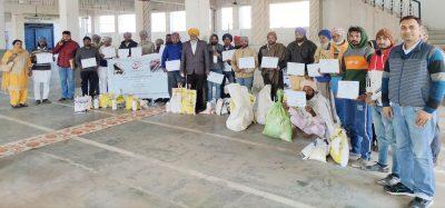 Vet Varsity organizes training for upliftment of goat farmers