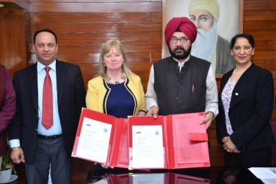 Guru Nanak Dev University signs MoU with Canada's Memorial University of Newfoundland