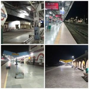 No passenger, squatter or vendor at all railway stations in Ferozepur Division