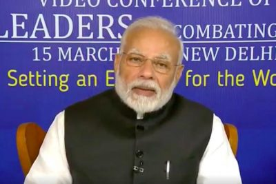 PM's Opening Remarks at Video Conference of SAARC Leaders on combating COVID-19