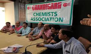 Chandigarh Chemists Association release list of Tel Ph Nos.