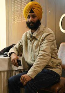 Indian film maker promoting Sikh Culture, Art in US