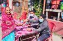 सरपंच ने करोना वायरस की सुरक्षा को लेकर की पहलकदमी