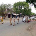 अतिरिक्त पुलिस महा निदेशक ने अस्थाई सेल्टर होम व नाकों का किया निरीक्षण