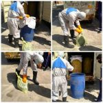 COVID-19/Curfew: Rainbow Medical Waste Processing Firm removes solid waste from quarantined homes in Jalandhar