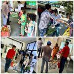Ferozepur based NGOs do yeoman service during curfew/lockdown