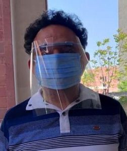 IKGPTU manufactured Face shields for Medical Staff and Doctors