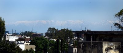 In Jalandhar one can have Darshna of Himalayas these days,there is no pollution