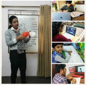 सीमावर्ती जिले में 9 हजार से अधिक विद्यार्थियों को घर बैठे ऑनलाइन शिक्षा मुहैया करवाएगा डीसीएम ग्रुप