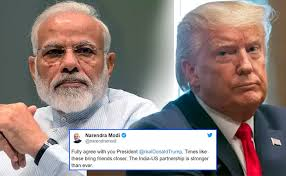India US Partnership is stronger than ever says Prime Minister