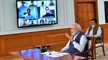 PM interacts with Sportspersons