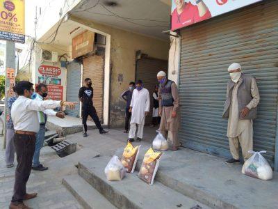 Punjab Govt's touch to 20 K&K residents stuck in Goraya