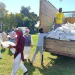 Punjab distributes 45 000 Kg Floor 9000 Pulses and Sugar in Jalandhar
