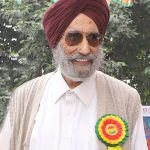 Desh Bhagat Yadgar Committee Senior Trustee Comrade Naunihal Singh passed away