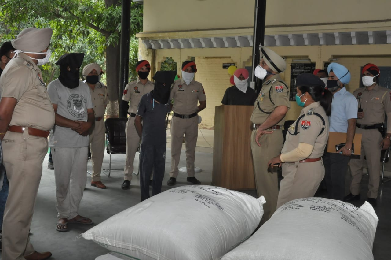 Commissionerate Police bust another Inter-State Drug Racket